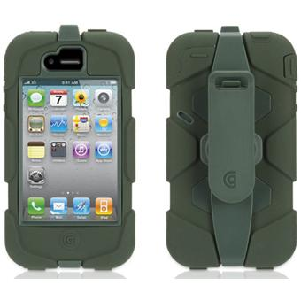 Griffin Coque Survivor pour iPhone  Kaki a w