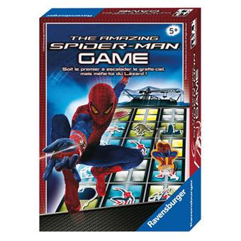 ravensburger the amazing spiderman le jeu jeu de strat gie achat prix fnac. Black Bedroom Furniture Sets. Home Design Ideas