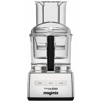 magimix 18568f robot multifonction cuisine syst me 5200 xl premium chrome brillant achat. Black Bedroom Furniture Sets. Home Design Ideas