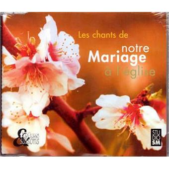 chants de notre mariage l 39 glise mariage cd album. Black Bedroom Furniture Sets. Home Design Ideas