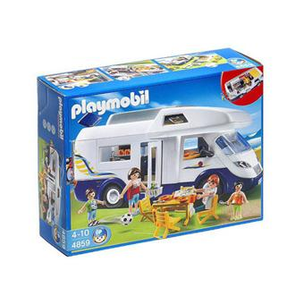 Playmobil 4859 grand camping car familial playmobil - Camping car playmobil pas cher ...