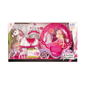 Mattel barbie cal che high tech accessoire poup e - Barbie caleche ...