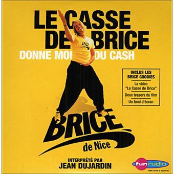 Casse de brice jean dujardin cd single achat prix fnac for Musique jean dujardin