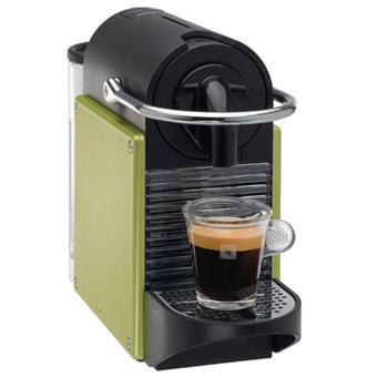 magimix m110 nespresso pixie vert m tal achat prix fnac. Black Bedroom Furniture Sets. Home Design Ideas