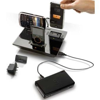 idapt chargeur universel i4 noir chargeur pour t l phone mobile achat au meilleur prix. Black Bedroom Furniture Sets. Home Design Ideas