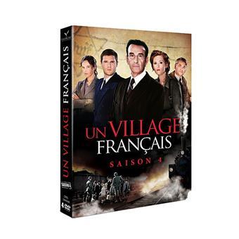 Un village fran ais un village fran ais saison 4 coffret dvd coffret dvd dvd zone 2 - Acteur un village francais ...
