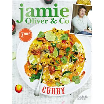 curry boites et accessoires jamie oliver co achat livre prix. Black Bedroom Furniture Sets. Home Design Ideas