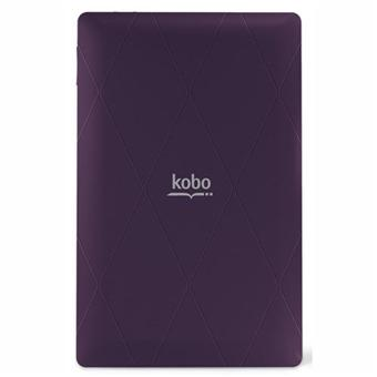 Kobo coque pour tablette tactile kobo arc 7 prune for Housse kobo arc 7