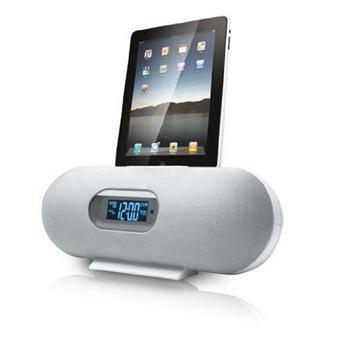 enceintes muse m 158ipw pour ipod iphone et ipad mini. Black Bedroom Furniture Sets. Home Design Ideas