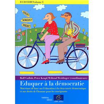 ECD/EDH : Eduquer à la démocratie