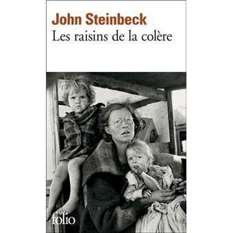 Bibliothèque : Vos lectures et vos écrits - Page 26 Les-raisins-de-la-colere