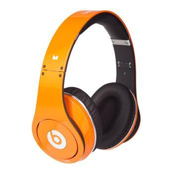 casque beats studio orange casque audio acheter top prix. Black Bedroom Furniture Sets. Home Design Ideas