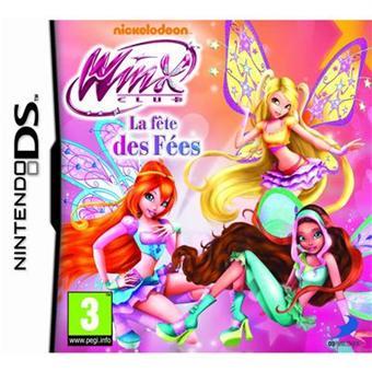 Winx Club : La Fête des Fées DS