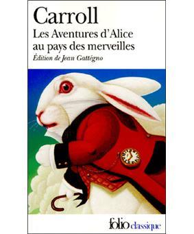 Alice au pays des merveilles poche lewis carroll livre tous les livres - Maison alice au pays des merveilles ...