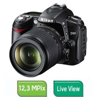 Nikon D Obj AF S DX VR  mm f G ED a w