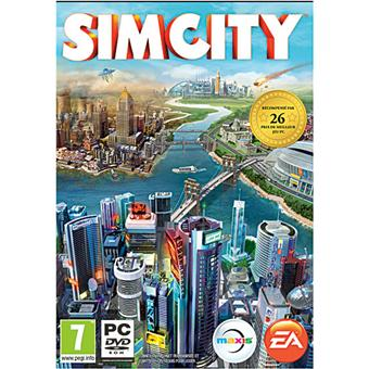 Jeu - SimCity 5030931108853