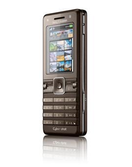 sony ericsson k770i marron t l phone mobile sans. Black Bedroom Furniture Sets. Home Design Ideas
