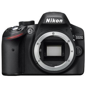Nikon d3200 bo tier nu appareil photo num rique reflex - Appareil photo nikon d3200 pas cher ...