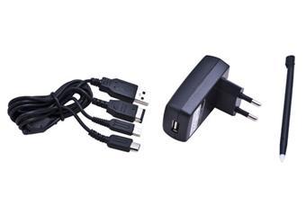 snakebyte chargeur secteur universel pour dsi ds lite ds et gba sp accessoire console de. Black Bedroom Furniture Sets. Home Design Ideas