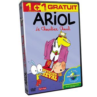 Ariol volume 3 le chevalier cheval coffret dvd dvd zone 2 dessin anim achat prix fnac - Ariol dessin anime ...