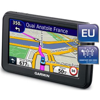 GPS Garmin nüvi 40 Gamme Essential Europe