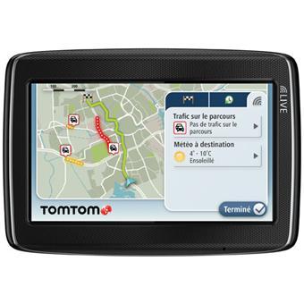 GPS TomTom GO Live 825 - Europe + 12 mois de Services Live offerts