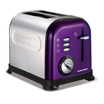 morphy richards m44747ee grille pain violet achat prix fnac. Black Bedroom Furniture Sets. Home Design Ideas