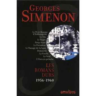 Les Romans durs 1956-1960 - volume 10