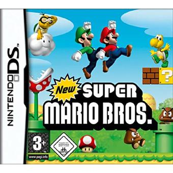 new super mario bros sur nintendo ds jeux vid o achat prix fnac. Black Bedroom Furniture Sets. Home Design Ideas