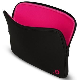 housse larobe black addict pour macbook macbook pro 13 3 raspberry housse macbook. Black Bedroom Furniture Sets. Home Design Ideas