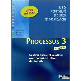Processus 3 bts 1 cgo eleve