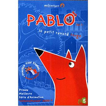 """Afficher """"Pablo le petit renard rouge n° 1 Pablo"""""""