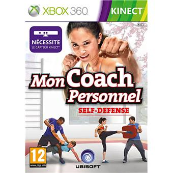 mon coach personnel self defense sur xbox 360 jeux vid o achat prix fnac. Black Bedroom Furniture Sets. Home Design Ideas