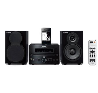 micro cha ne hi fi yamaha mcr 232 avec dock ipod et lecteur cd micro cha ne achat prix fnac. Black Bedroom Furniture Sets. Home Design Ideas
