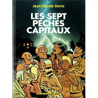7 peches capitaux cartonn fr d ric denis achat for Jardin 7 peches capitaux