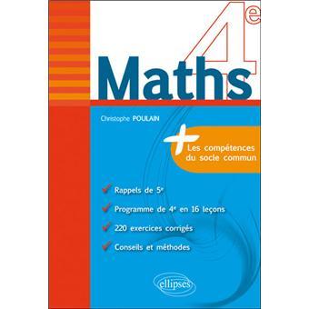 records 4ème Mathématiques