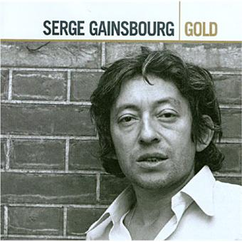 gold best of 2 cd serge gainsbourg cd album. Black Bedroom Furniture Sets. Home Design Ideas