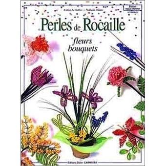 Perles de rocaille fleurs bouquets esther le solliec for Le prix des fleurs