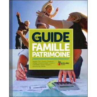 Le guide de la famille et du patrimoine