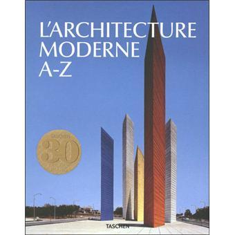 L 39 architecture moderne de a z coffret 2 volumes coffret peter g sse - Livre sur l architecture ...