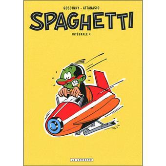 Spaghetti - Intégrale Tome 4 : Spaghetti