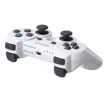 Manette Playstation  blanc Dualshock PS Sony Dual Shock a w