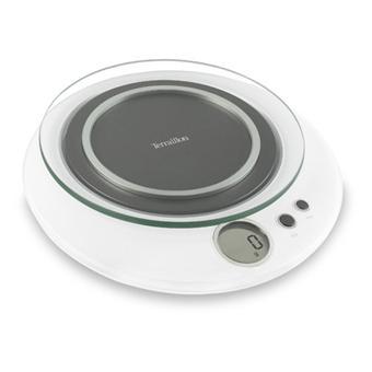 terraillon balance de cuisine electronique halo blanc achat prix fnac. Black Bedroom Furniture Sets. Home Design Ideas