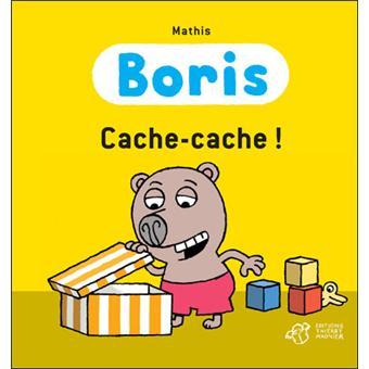 Boris -  : Cache-cache