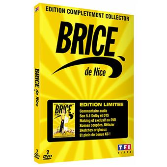 Brice de nice edition compl tement collector dvd zone for Edition dujardin