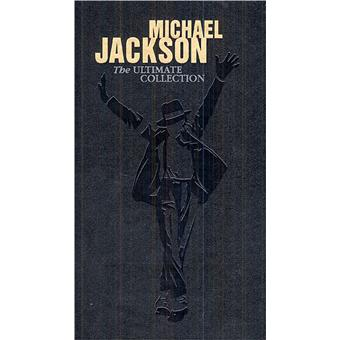 the ultimate collection michael jackson cd album achat prix fnac. Black Bedroom Furniture Sets. Home Design Ideas