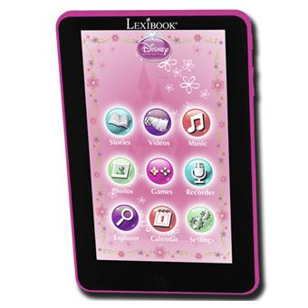 tablette tactile enfant lexibook kids tablet disney. Black Bedroom Furniture Sets. Home Design Ideas
