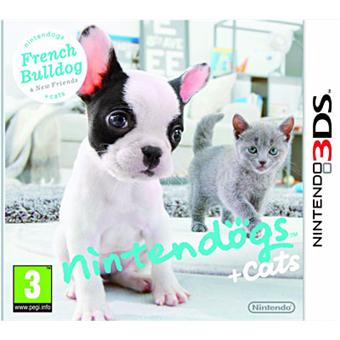Nintendogs Cats Fnac