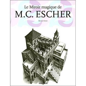 Le miroir magique de escher reli collectif livre for Le miroir magique