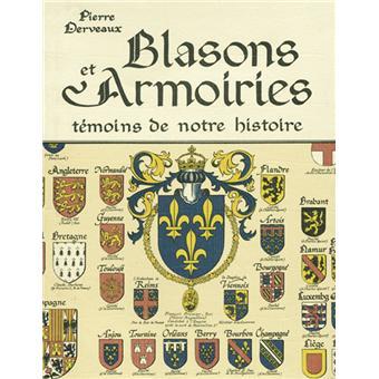 Blasons Et Armoiries Reli 233 Pierre Derveaux Achat